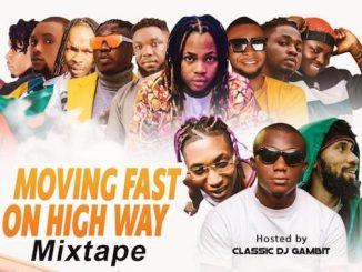 DJ Gambit - Moving Fast On High Way Mix