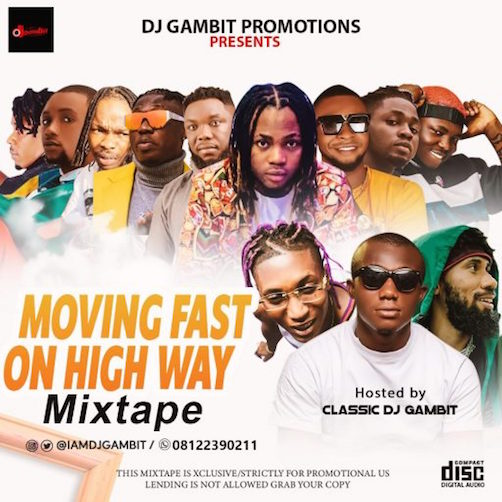 DJ Gambit - Moving Fast On High Way Mix