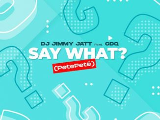 DJ Jimmy Jatt Ft. CDQ - Say What? (PetePeté)