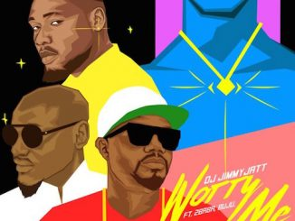 DJ Jimmy Jatt Ft. 2Baba & Buju - Worry Me
