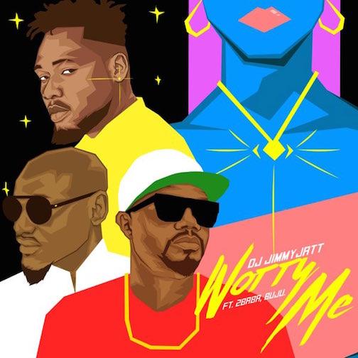DJ Jimmy Jatt Ft. 2Baba & Buju - Worry Me