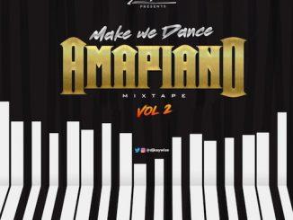 DJ Kaywise - Amapiano Mix Vol. 2 (MakeWeDance)