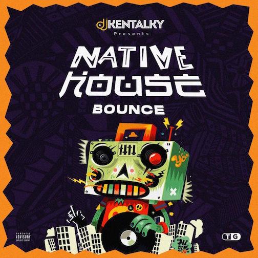 DJ Kentalky - Native House Bounce Mix (Amapiano Riddim)
