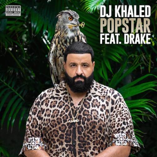 DJ Khaled Ft. Drake - Popstar And Greece (Instrumental)