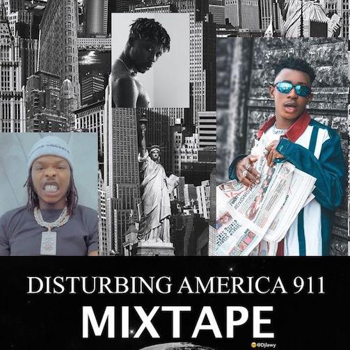 DJ Lawy - Disturbing America 911 Mix