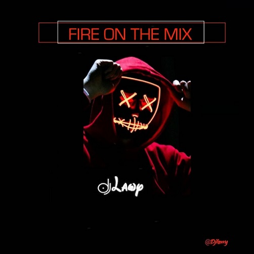DJ Lawy - Fire On The Mix Vol. 1