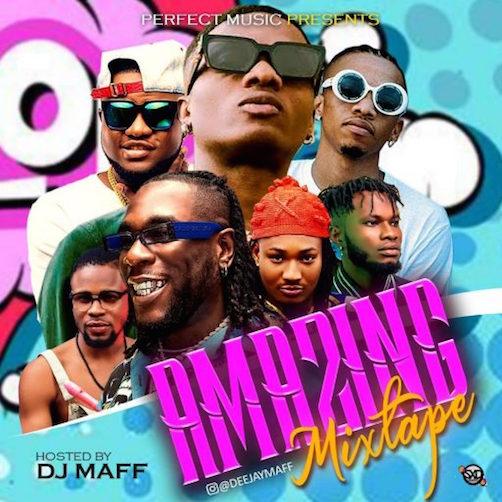 DJ Maff - Amazing Mix