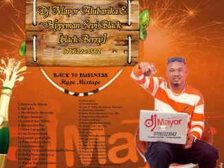 DJ Mayor - Back 2 Business Hype Mix