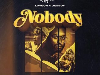 DJ Neptune Ft. Laycon & Joeboy - Nobody (Icon Remix) Lyrics