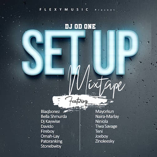 DJ OD One - Set Up Mix