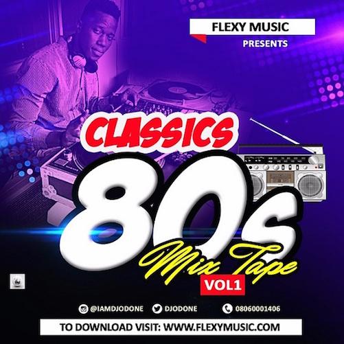 DJ OD One - Classic 80's Mix Vol. 1