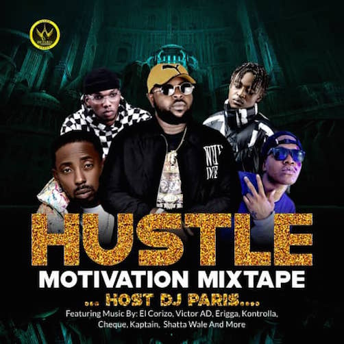 DJ Paris - Hustle Motivation (Mix)