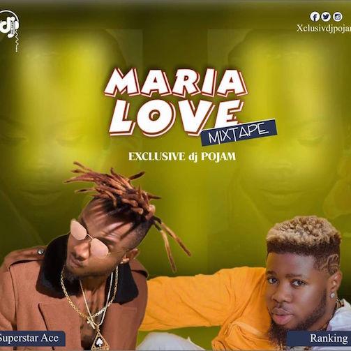 DJ Pojam - Maria Love Mix