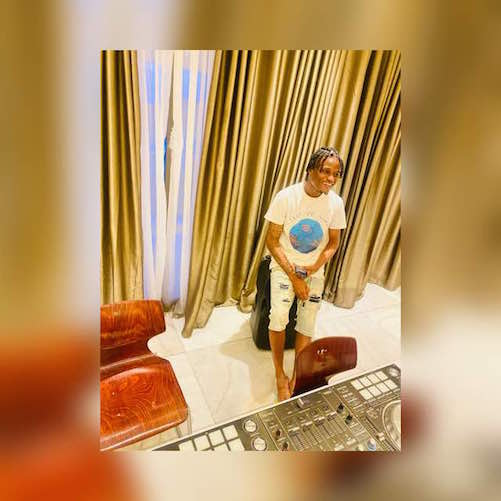 DJ Shamokay - Wahala Talk Refix