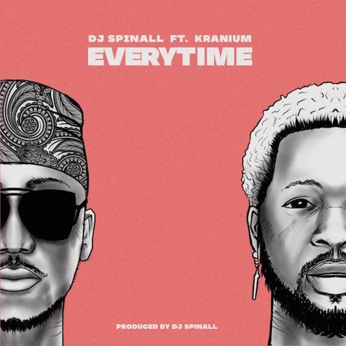 DJ-Spinall-Everytime-artwork