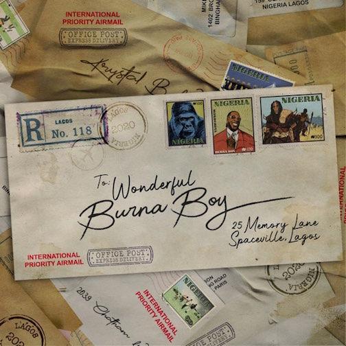 Burna Boy x DJ Stony - Wonderful (Extended Version)