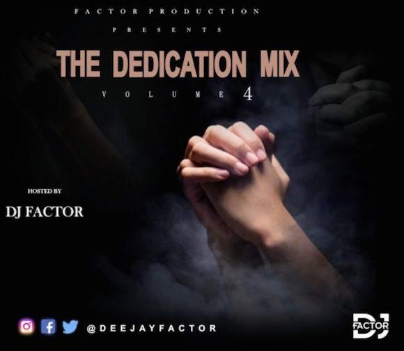DJ Factor - The Dedication Mix Vol. 4