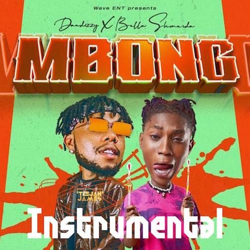 Instrumental Dandizzy Ft. Bella Shmurda - Mbong (re-Prod. Teejah James)