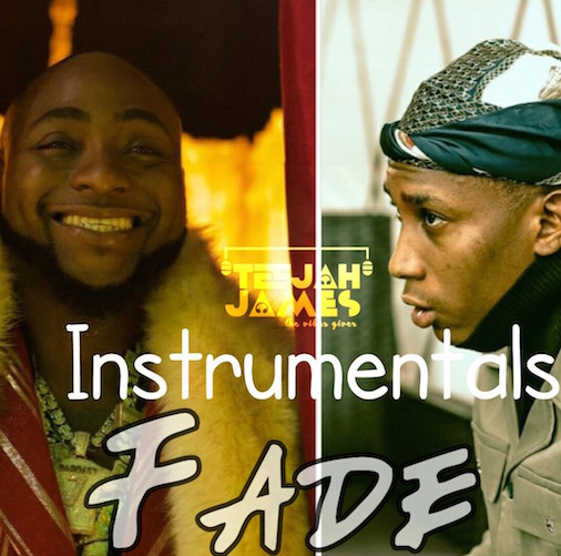 Davido - Fade (Instrumental) Ft. Bella Shumurda