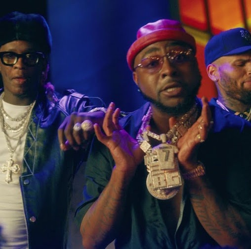 Davido - Shopping Spree Video Ft. Chris Brown, Young Thug