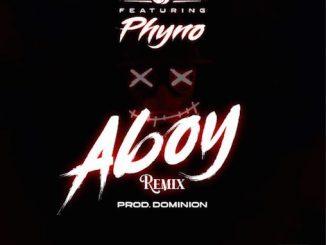 Deejay J Masta - Aboy (Remix) Ft. Phyno