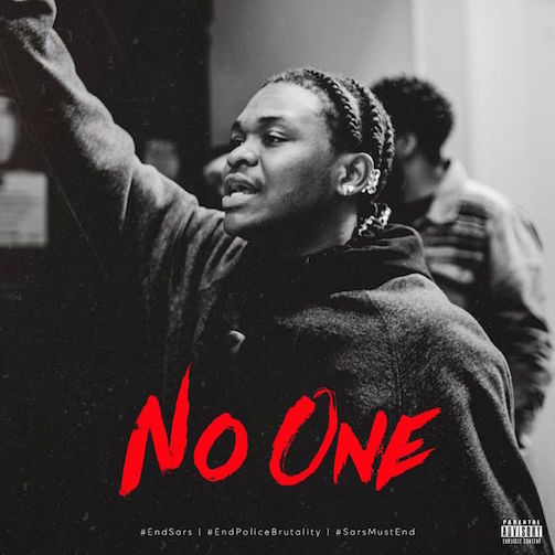 Dice Ailes - No One