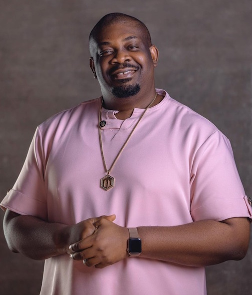 Don Jazzy Gifts Fan #1 Million For Being Loyal