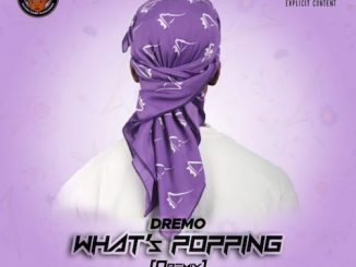 Dremo - What's Popping (Dremix)