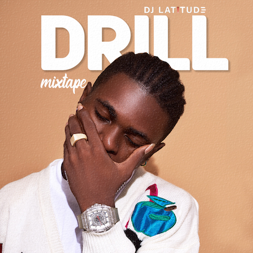 DJ Latitude - Drill Mixtape