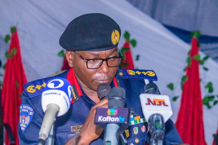 NSCDC Boss Dismisses Fraud, Corruption Allegations.