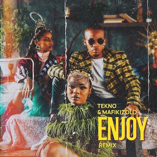 Tekno - Enjoy (Remix) Ft. Mafikizolo