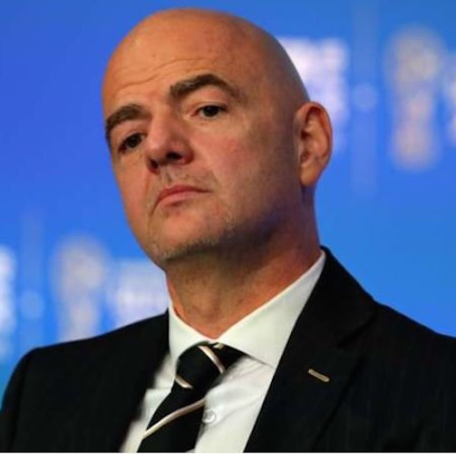FIFA President Gianni Infantino Tests Positive For Coronavirus