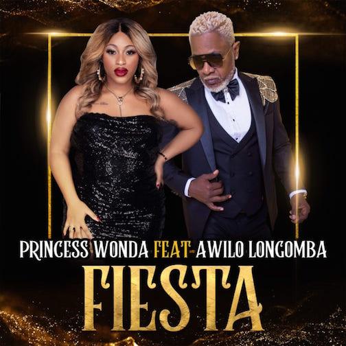 Princess Wonda - Fiesta Ft. Awilo Logomba