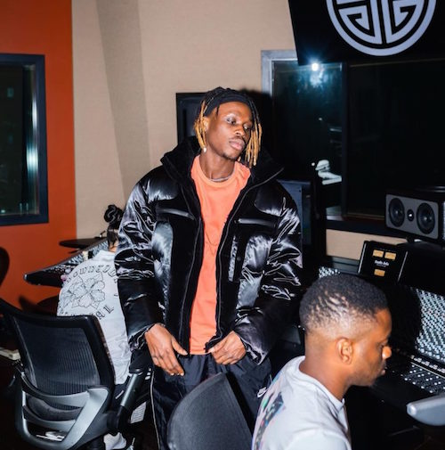 Fireboy Warns Fans To Stop Asking About His New Album