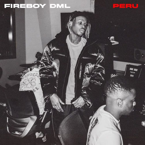 Fireboy - Peru (Instrumental) Amapiano Version