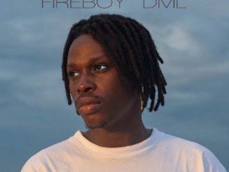 Fireboy DML - Scatter (Instrumental)