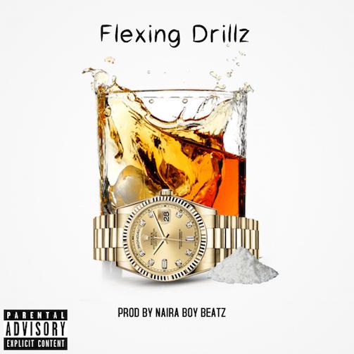 Free Beat Naira Boy - Flexing Drillz