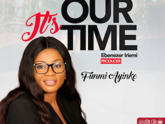 Funmi Ayinke - It's Our Time