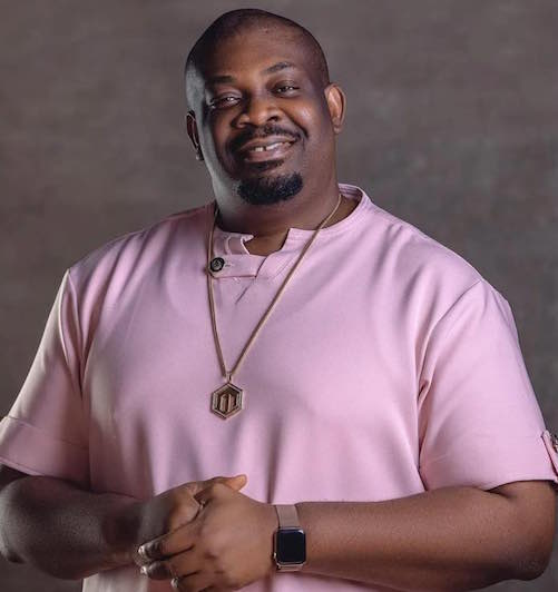 """""""Giving Is Not By Who Has More"""" - Don Jazzy"""