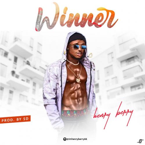 Henry Berry - Winner