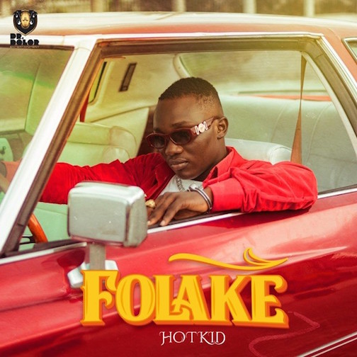 [Video] Hotkid - Folake