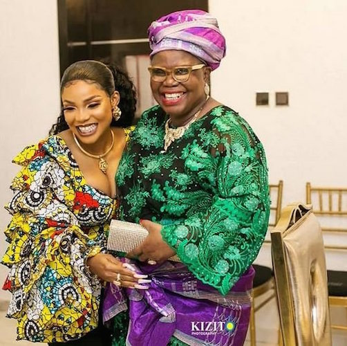 Popular Actress, Iyabo Ojo's Mother Is Dead