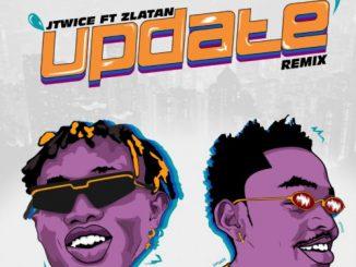 JTwice Ft. Zlatan - Update (Remix)