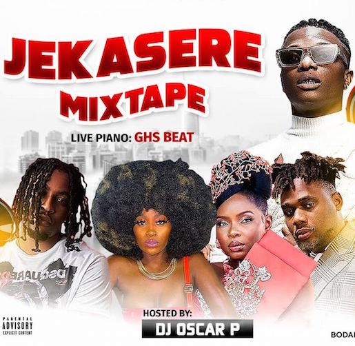 DJ Oscar P - Jekasere Mixtape