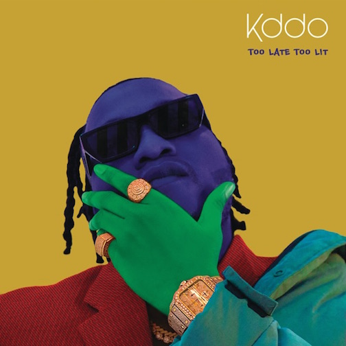 EP KDDO - Too Late Too Lit