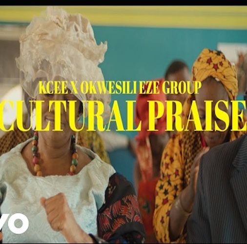 Kcee Ft. Okwesili Eze Group - Cultural Praise Vol. 1 Video