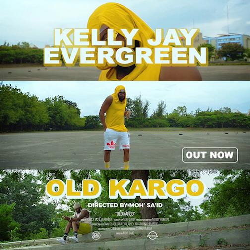 Kelly Jay Evergreen - Old Kargo
