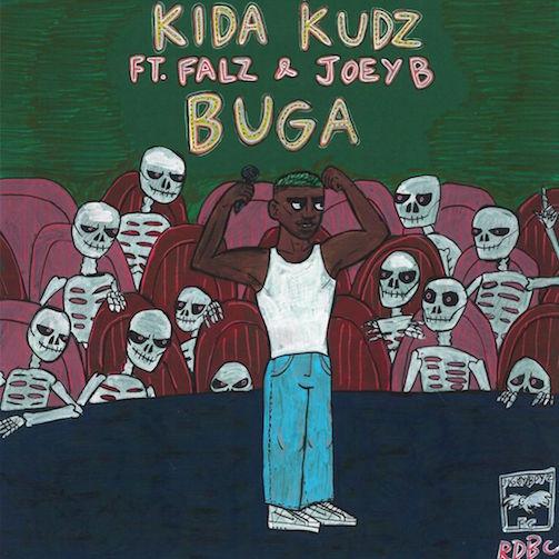 Kida Kudz Ft. Falz & Joey B - Buga