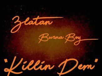 Zlatan Ft. Burna Boy - Killin Dem (Nuxito Afro House Remix)