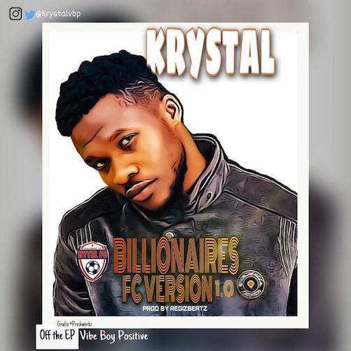 Krystal - Billionaire's FC (Version 1.0)